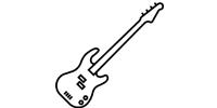 MUSIC PARK 6 - gitara basowa
