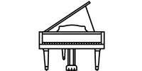 MUSIC PARK 6 - fortepian