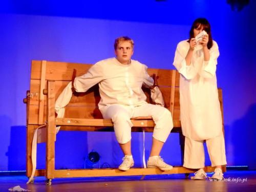 Obłęd - spektakl teatralny