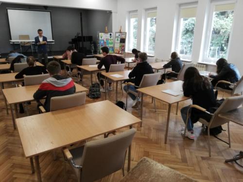 XVII Powiatowy Turniej Ortograficzny