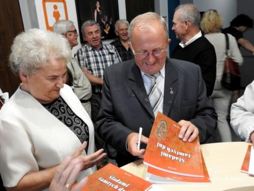 Promocja książki Józefa Żaka